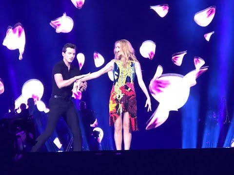 Falling Into You     Tokyo Dome     June 26, 2018