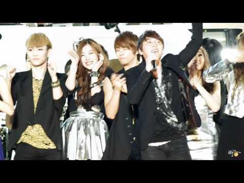[fancam] 110528 Jonghyun, Key & Sulli - ending @ DC - YouTube