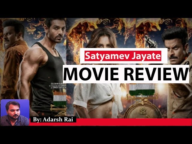 Satyamev Jayte Film review | thefilmreview.in