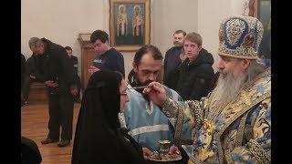 'К вам идет сам Бог...'. Проповедь. Митрополит Арсений, наместник Святогорской Лавры. Никольское