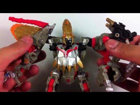 Transformers PCC Grimstone With The Dinobots | REVIEW