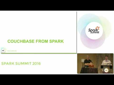 Spark and Couchbase: Augmenting the Operational Database with Spark