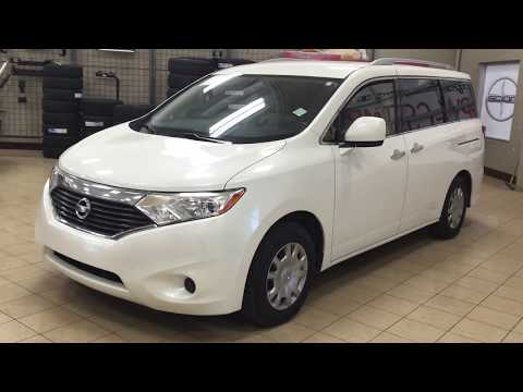 2012 Nissan Quest S Review