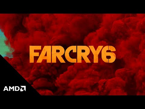 Radeon™ RX 6000 Partner Showcase Ep. 5: Far Cry 6 & Ubisoft