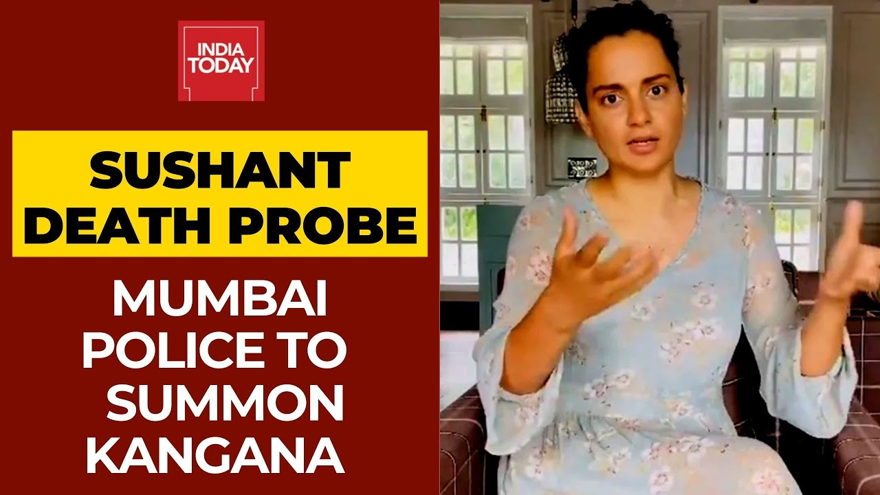 Mumbai Police to summon Kangana Ranaut for statement in ...