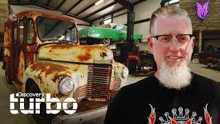 ¡Un gran hallazgo en un deshuesadero! | Máquinas Renovadas | Discovery Turbo