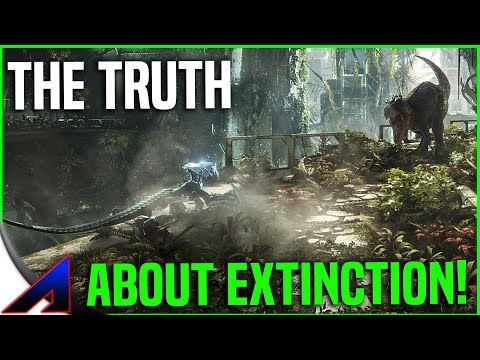 * REVEALED* The Truth About Ark Extinction! | ARK: Survival Evolved