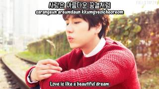 Kyuhyun - Flying, deep in the night + [English subs/Romanization/Hangul]