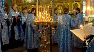 Видео-рассказ о празднике Похвалы Пресвятой Богородице в Оптиной пустыни