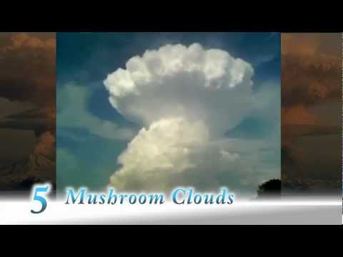 Top 10 Rare Cloud Formations