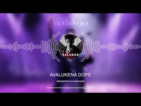 Avalukena I Dope I Niraindera Shanmugam - Anirudh Ravichander x Srinidhi Venkatesh x Vignesh Shivan