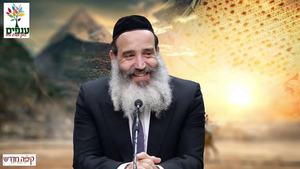 פסח הרב פנגר יצחק - הרצאה ברמה גבוהה על פסח 3 HD עם בדיחות וצחוקים הרב יצחק פנגר חובה לצפות!