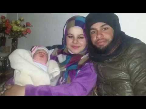 حصرياً  مجموعه صور وجدت في هاتف داعشي في القائم لدواعش مع زوجاتهم واطفالهم #مصطفى حسين