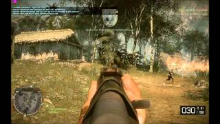 Battlefield Bad Company 2: Vietnam - Gameplay 1080p
