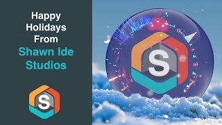 Happy Holidays from Shawn Ide Studios