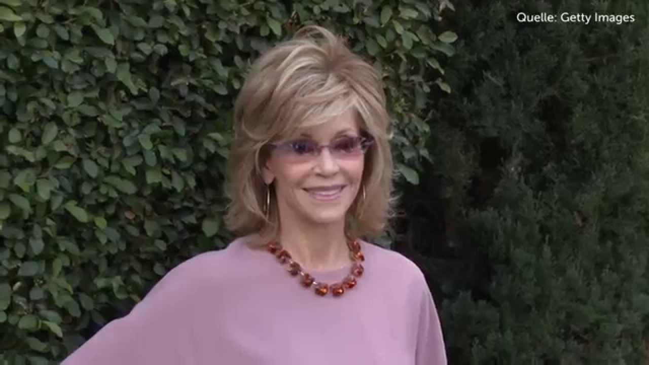 BUNTE TV - Jane Fonda: So sieht die Aerobic-Queen heute aus!