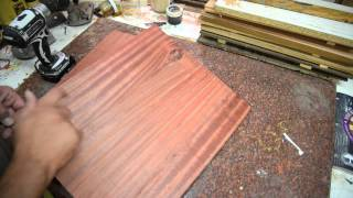 Bloodwood - Luthier Wood Review - Tonewood