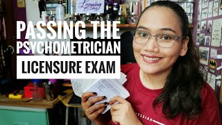 Passing the Psychometrician Licensure Exam