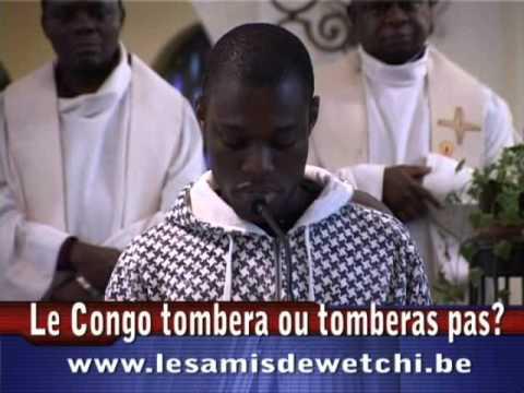Ba prêtres ya BXL balobi  Le Congo ne tombera jamais