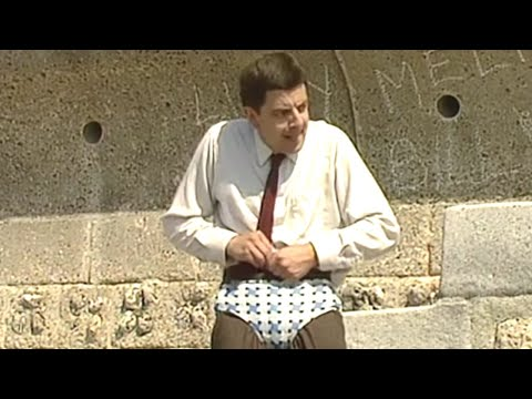 Bean's Apparel | Funny Clips | Mr Bean Official