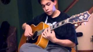 bed intruder song for fingerstyle guitar antoine dodson
