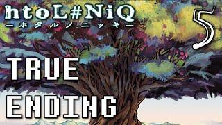 htoL#NiQ: The Firefly Diary - TRUE ENDING, Manly Let