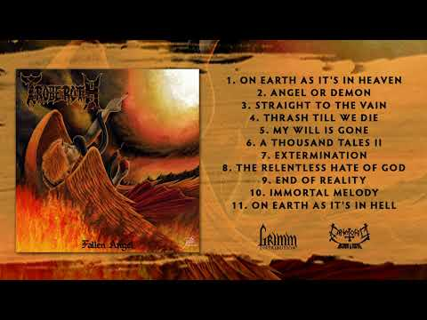 Troberoth - Fallen Angel (2021) [Full Album]
