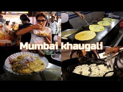 Zaveri bazar Street food | Mumbai khaugalli | Famous street food places in Zaveri bazar Mumbai