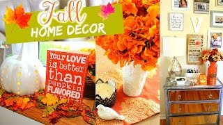 5 Inexpensive Ways To Decorate For Fall! Belinda Selene