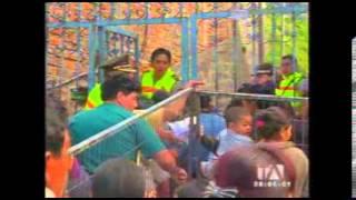 Detenidos por no pagar pensiones alimenticias son liberados paulatinamente
