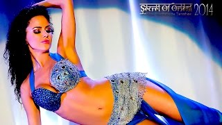 Belly Dance Oriental Techno by Yana Dance