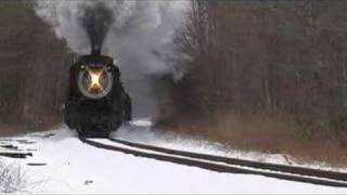 Steamtown - The Ice Train