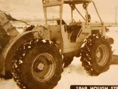Vintage Log Skidders And Log Equipment