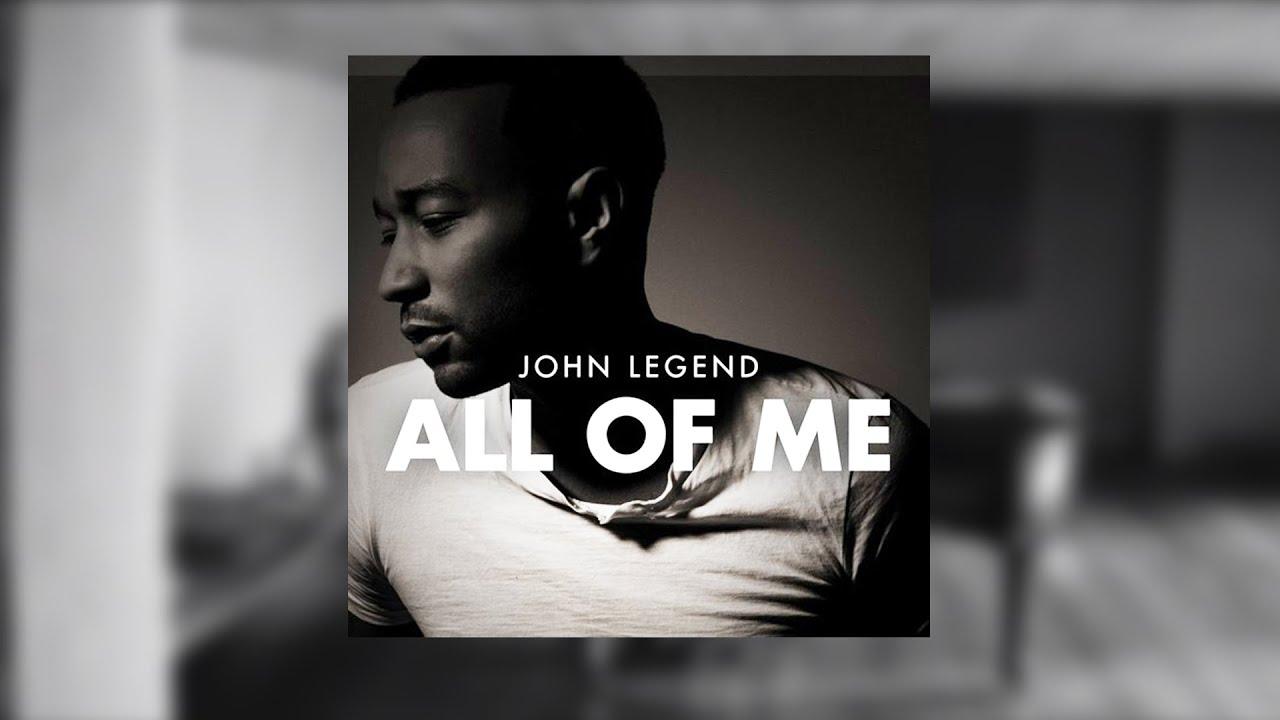 All of me john legend (piano cover reik) sheet music for piano.