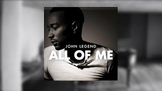 John Legend - All of Me ( INSTRUMENTAL + Download )