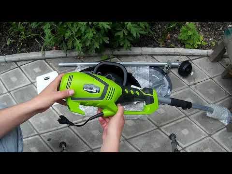 Тример електричний Greenworks GST1246 (1301807)