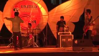 Jugni By Arif Lohar Cocktail Cover at United College (INDIAN SABER)