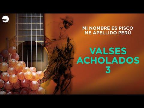 9. Con Locura - Cholo Berrocal - Valses Acholados, Vol. 3