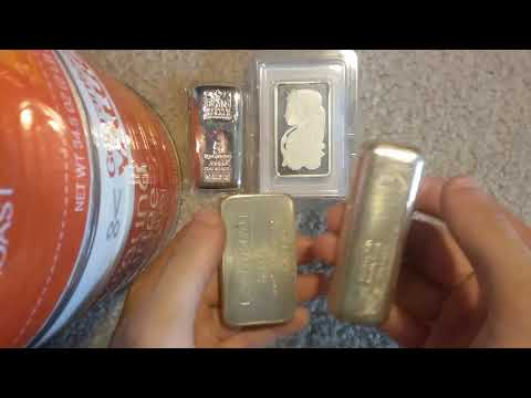 Weekly silver and gold pickups 3