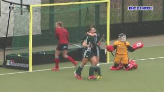 1. Feldhockey-Bundesliga Damen DHC vs. HTCU 13.05.2018 Highlights