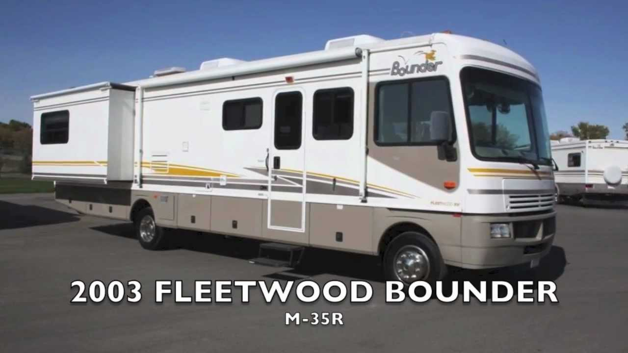 Used Rv For Sale Mn >> Used 2002 Fleetwood Bounder 32h Gas Class A Motorhome For Sale In Mn