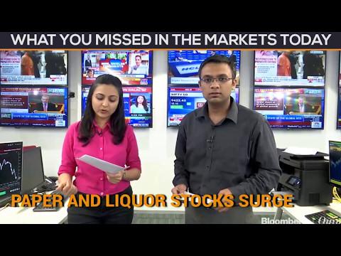 Market Wrap: Sensex, Nifty Hit New Record Highs