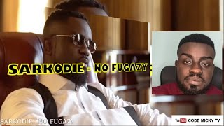 Sarkodie - No Fugazy |Decoding|