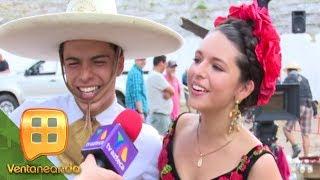 ¡La hija de Pepe Aguilar ya tiene galán!| Ventaneando