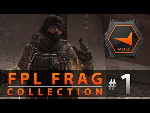 CS:GO - FPL Frag Collection #1 (FACEIT PRO LEAGUE)