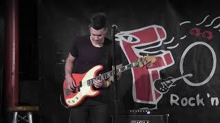 DOMINIK SOLO BASS LIVE IN BRUCHSAL 2017