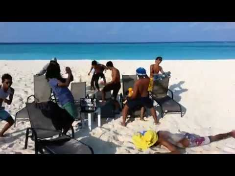 Harlem Shake Maldives version