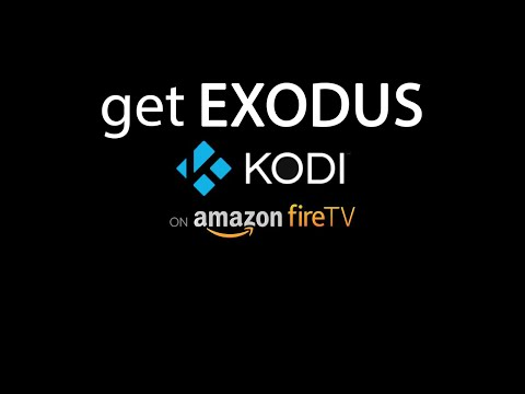 How to install Exodus add-on on Kodi - Fire TV Stick in 3 minutes