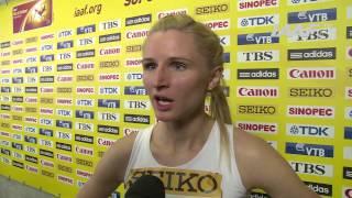 Sopot 2014 - Malgorzata Holub - POL - World Indoor Championships