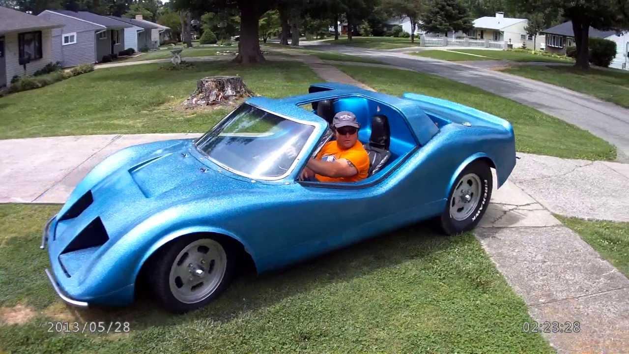 Sean in his VW BRADLEY GT - YouTube